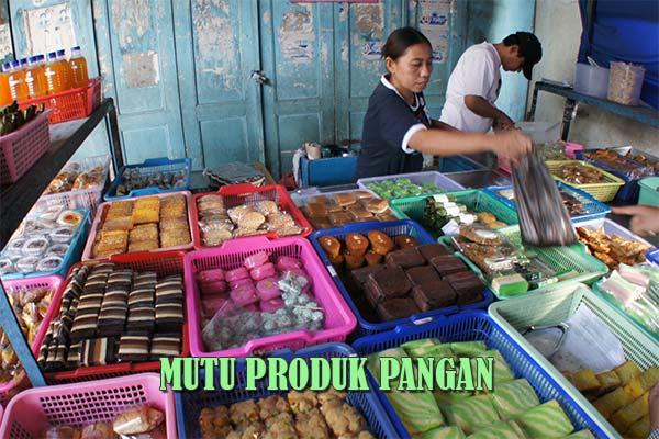 mutu produk pangan