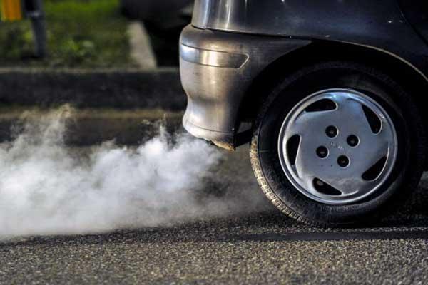 Gas Buang Kendaraan Bermotor