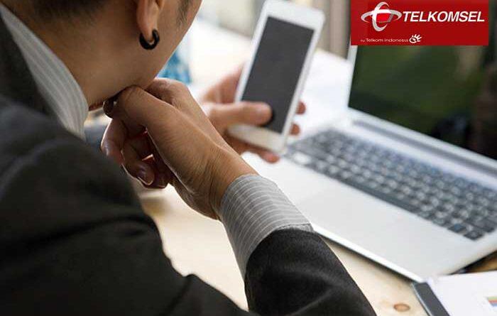 Tidak Koneksi dengan Internet Telkomsel
