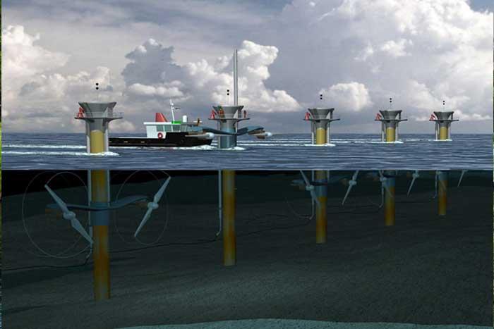 Energi Pasang Surut Air Laut
