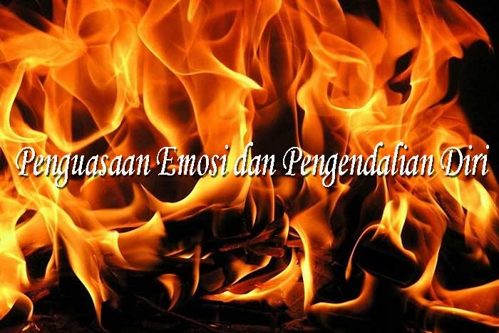 Penguasaan Emosi dan Pengendalian Diri